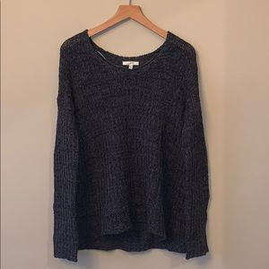 Mystree Black Knitted Sweater